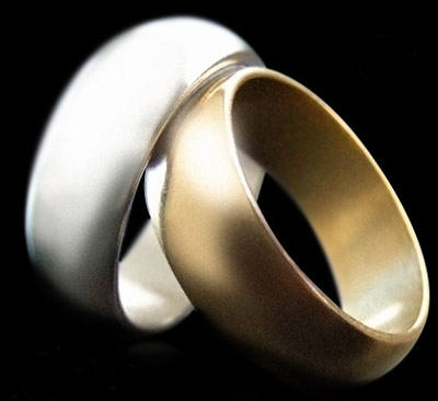 Wizard PK Ring G2 (CURVED, Gold, 16mm) by World Magic Shop
