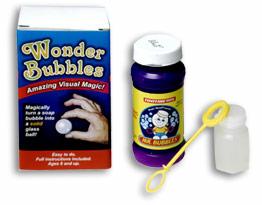 Wonder Bubble trick