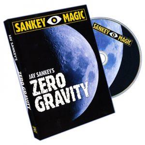 Zero Gravity (Gimmick and DVD) by Jay Sankey