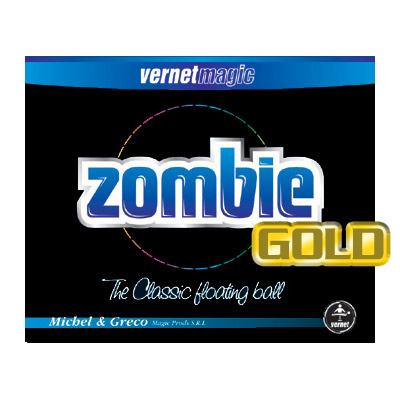 Zombie Ball (GOLD) (BALL & WIRE) by Vernet s