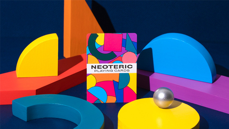 Neoteric Playing Cards by CardCutz