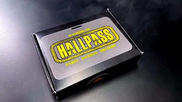 HALLPASS by Julio Montoro - Trick