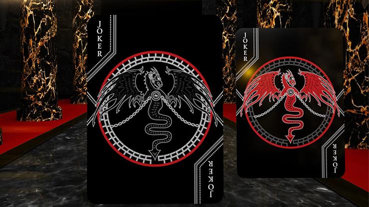 Platinum Lordz Playing Cards (Standard)