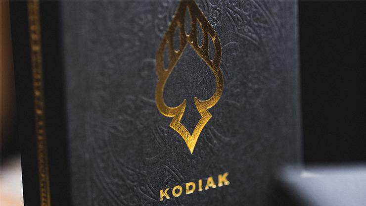 Kodiak Playing Cards by by Jody Eklund