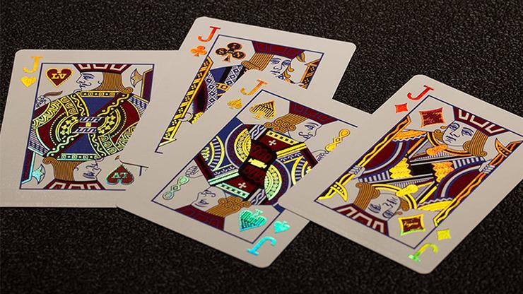 Vertex Stars & Stripes Set Playing Cards