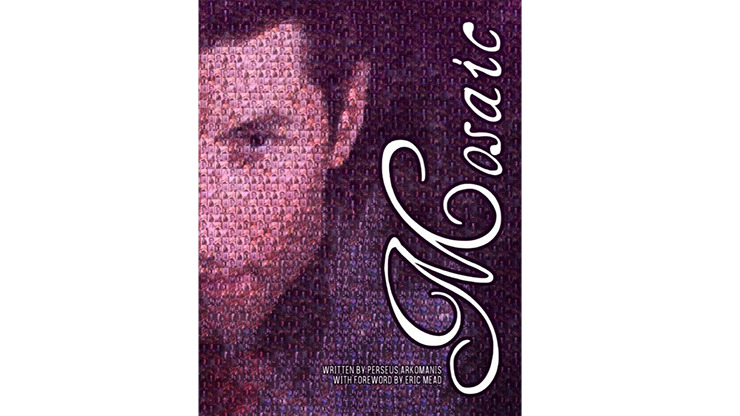 MOSAIC by Perseus Arkomanis - Book