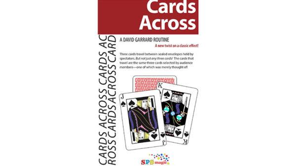 CARDS ACROSS by David Garrard