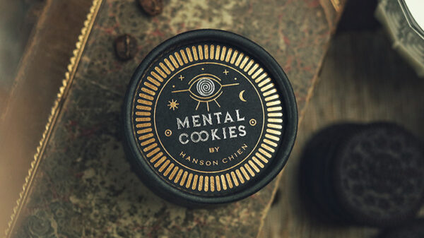 Mental Cookies by Hanson Chien