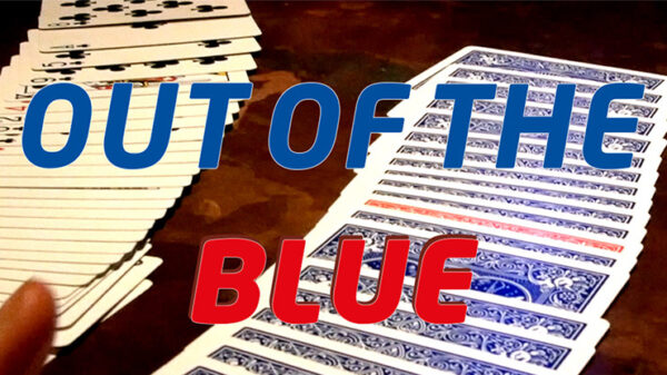 Out Of The Blue by James Anthony and MagicWorld
