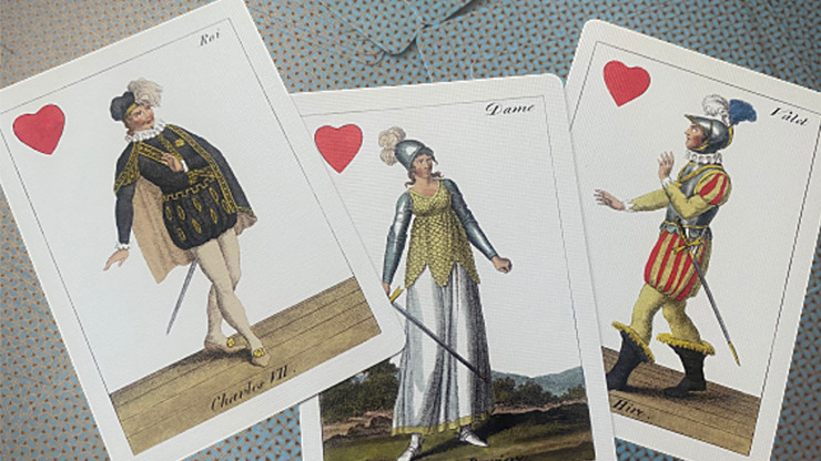 Cotta's Almanac #1 Transformation Playing Cards