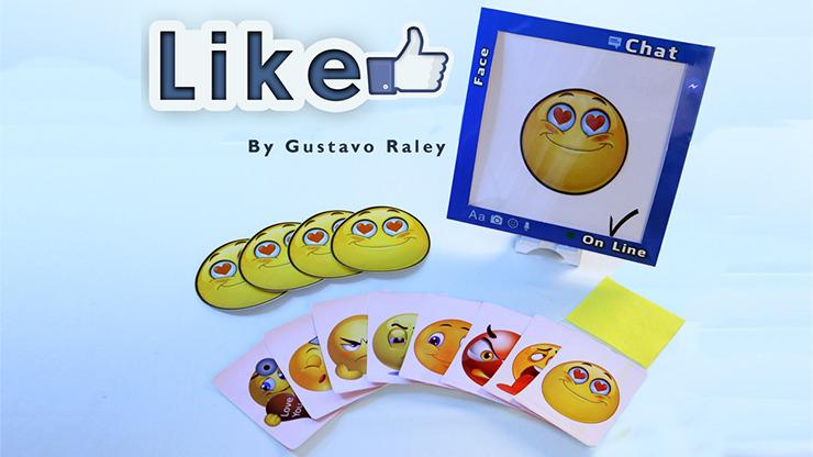 LIKE by Gustavo Raley