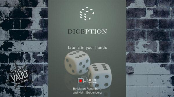 The Vault - Diception by Haim Goldenberg & Matan Rosenberg mixed media DOWNLOAD