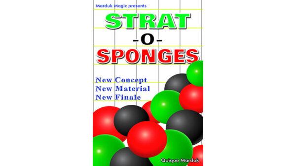 STRAT O SPONGE by Quique Marduk