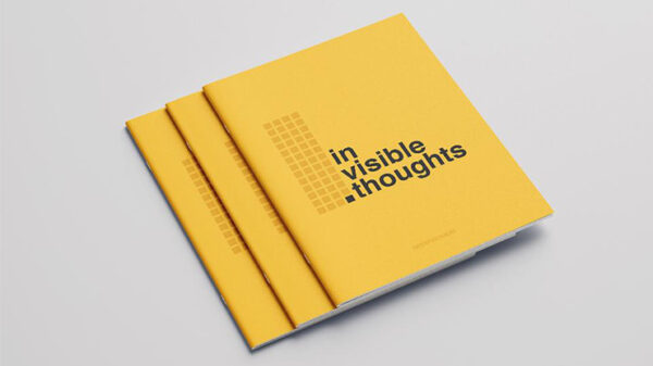 Invisible Thoughts by Chris Rawlins - Book