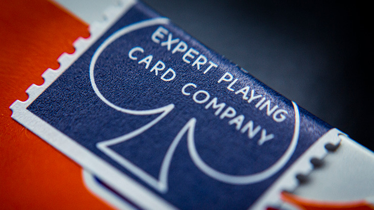 Modern Feel Jerry's Nuggets (Orange) Playing Cards