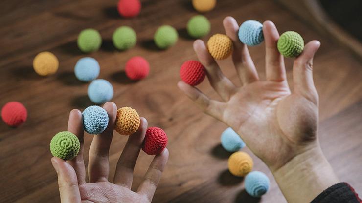 Crochet Ball Set (Green) by TCC