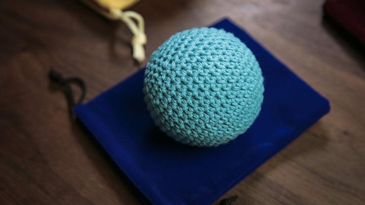 Final Load Crochet Ball (Blue) by TCC
