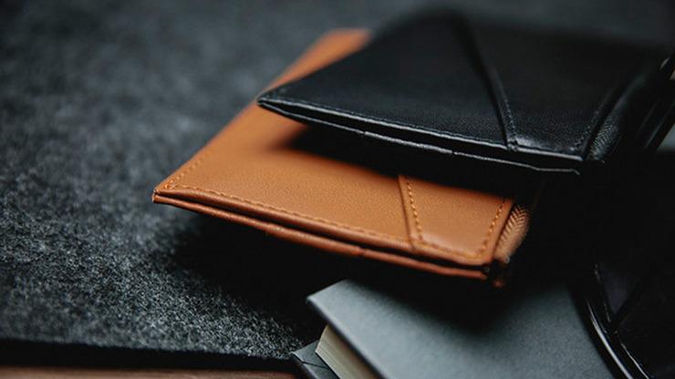 The Edge Wallet (Black) by TCC