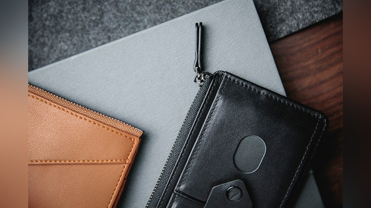 The Edge Wallet (Tan) by TCC