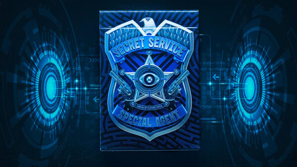 Secret Service Playing Cards by Riffle Shuffle