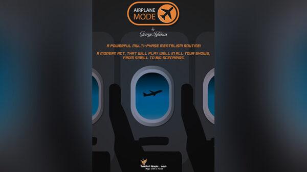 AIRPLANE MODE by George Iglesias & Twister Magic