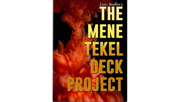 The Mene Tekel Deck Blue Project with Liam Montier