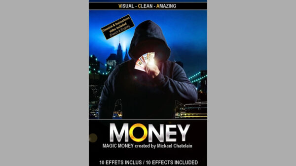 My Magic Money by Mickael Chatelain