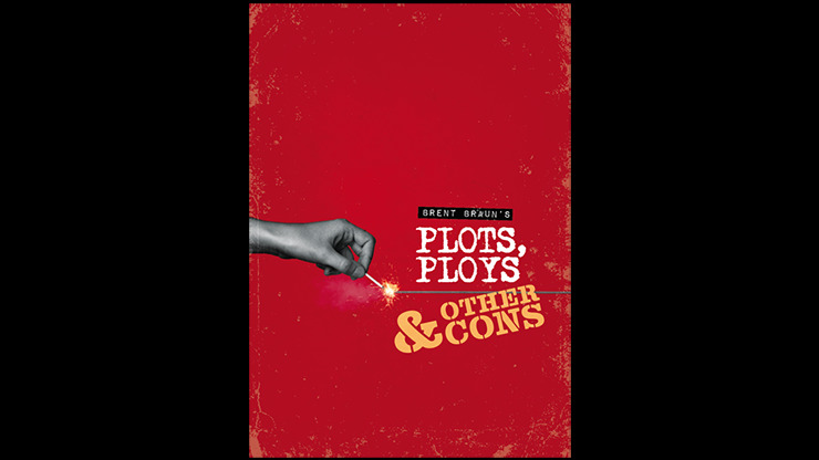 Plots Ploys and Other Cons by Brent Braun - Book