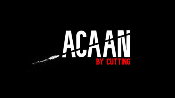 ACAAN BY CUTTING by Josep Vidal video DOWNLOAD - Download