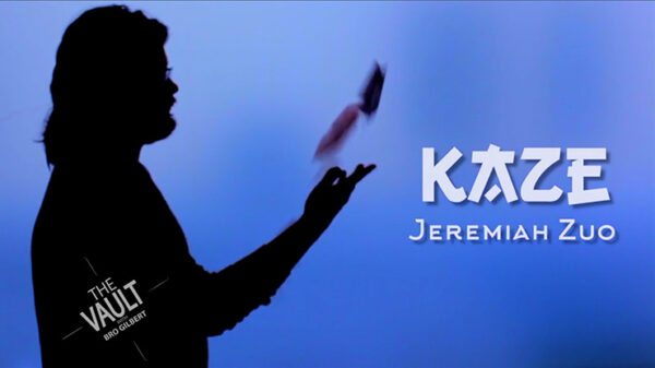 The Vault - Kaze by Jeremiah Zuo & Lost Art Magic video DOWNLOAD - Download