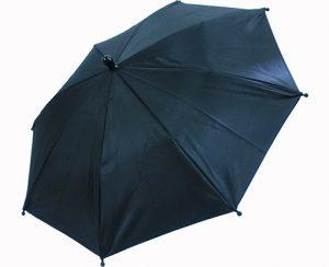 Flash Parasols (Black) 4 piece set by MH Production