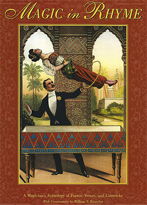 Magic in Rhyme by Bill Rauscher - Book