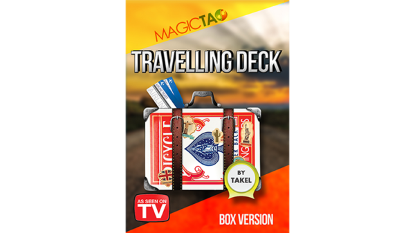 Travelling Deck Box Version Blue by Takel