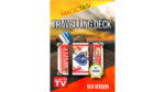 Travelling Deck Box Version Red by Takel