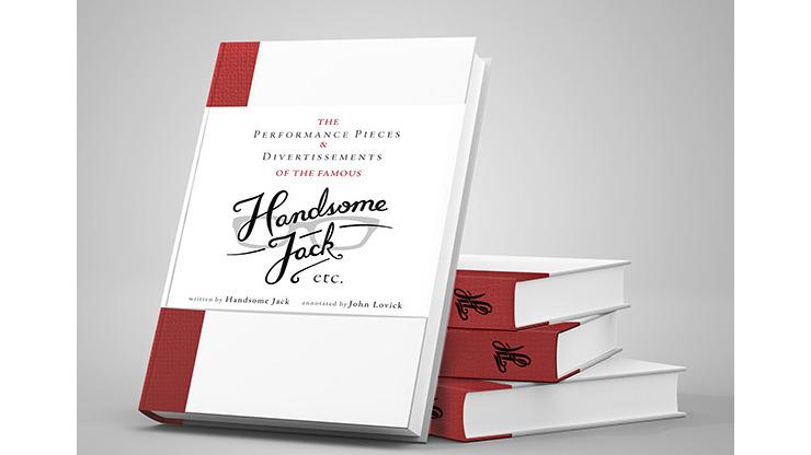 Handsome Jack etc. by John Lovick - Book