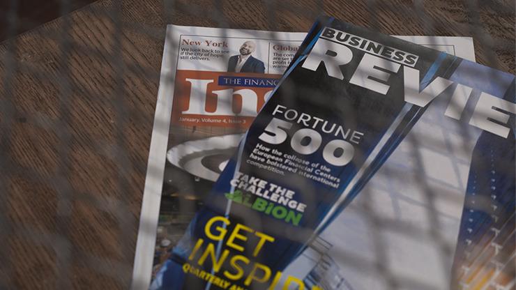Glance Combo (2 Magazines) by Steve Thompson