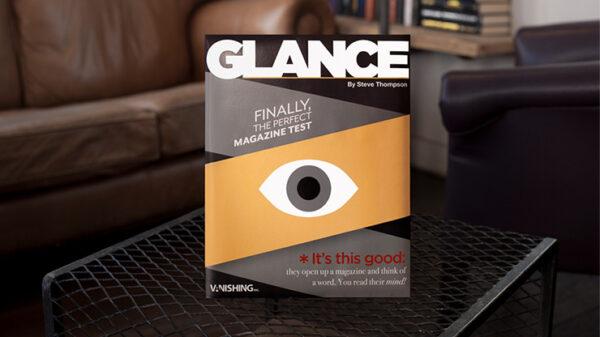 Glance: Updated (1 Magazine) by Steve Thompson