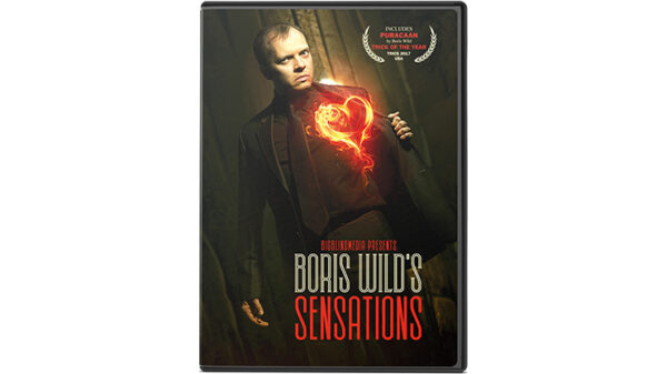 Boris Wild's Sensations (2 DVD Set) - DVD
