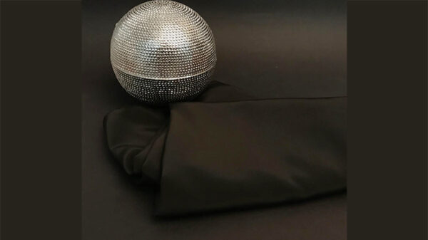 Silk for Zombie Ball PRO (Black) by Bazar de Magia
