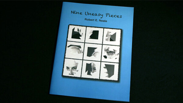 Nine Uneasy Pieces by Robert E. Neale - Book