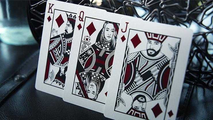 Hannya Playing Cards