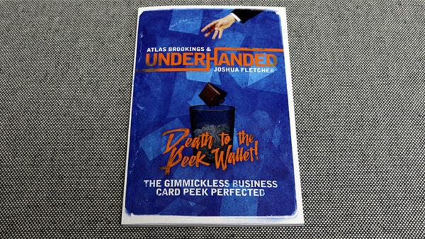 Underhanded by Atlas Brookings and Joshua Fletcher - Book