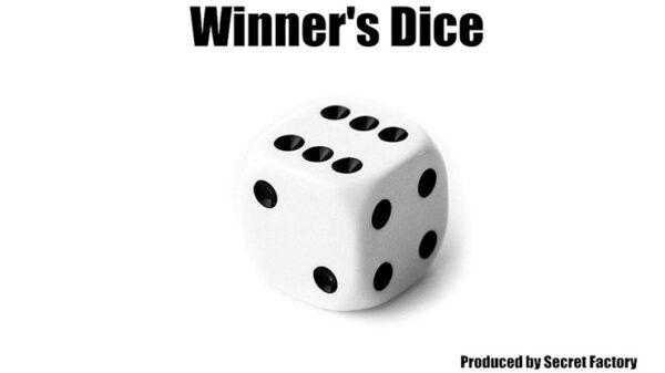 Winner's Dice by Secret Factory