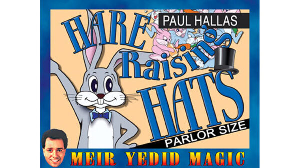 Hare Raising Hats (Parlor Size) by Paul Hallas