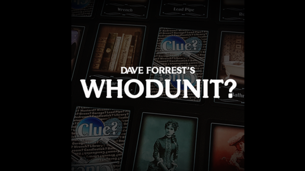 Dave Forrest's WHODUNIT?