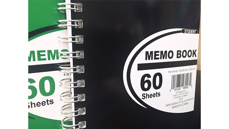 SvenPad® Bookstyle (Black and Green)