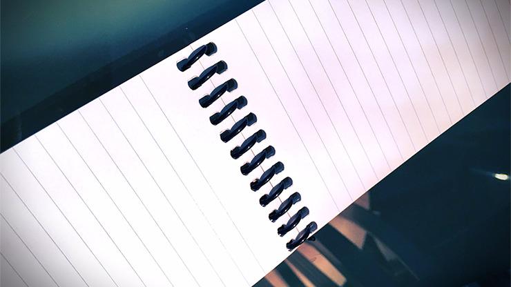 SvenPad® KoD Memo Pad (Red, Single)