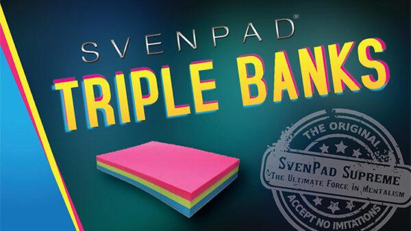 SvenPad® Triple Banks (Single)