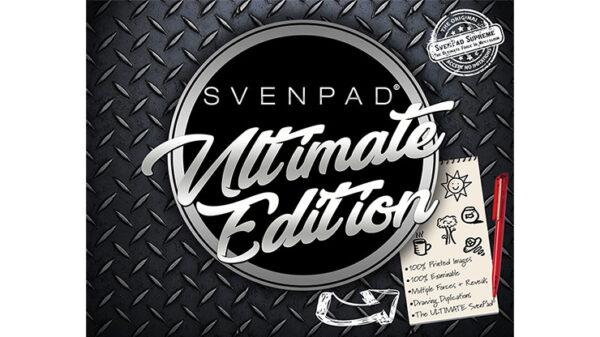 SvenPad® Ultimate Edition (German and Spanish)