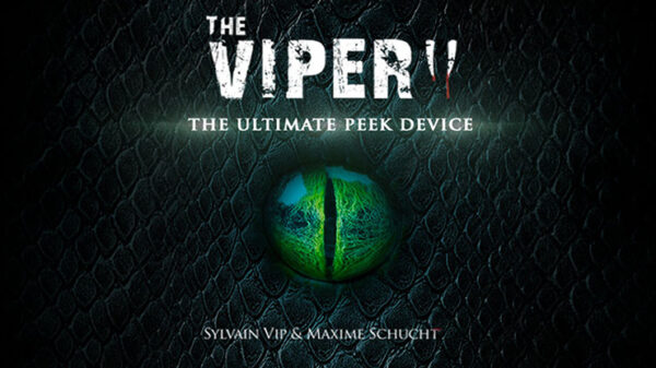 Marchand de Trucs & Mindbox Presents The Viper Wallet by Sylvain Vip & Maxime Schucht